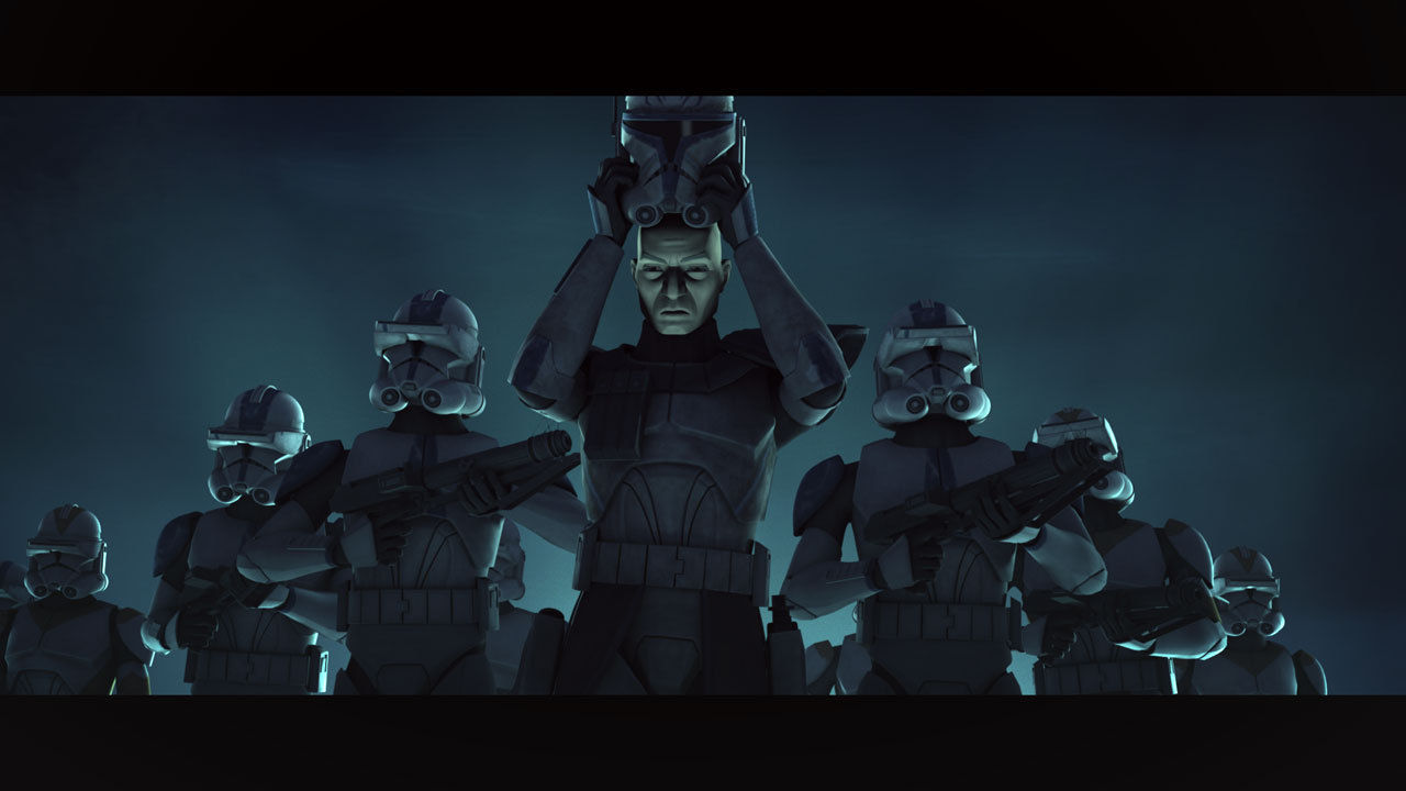 Why the Umbara Arc is the Peak of Star Wars: The Clone Wars – Out Of Lives