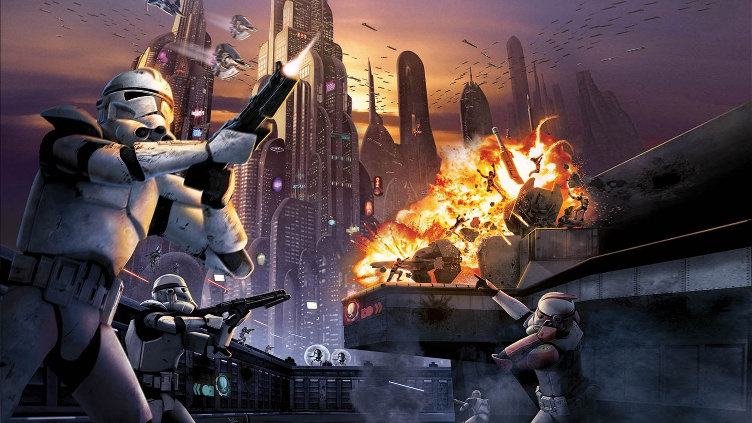 EA Is Still Considering STAR WARS BATTLEFRONT II On The Switch — GameTyrant